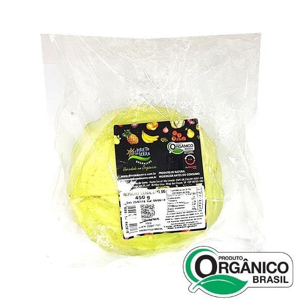 Repolho Verde Orgânico DIRETO DA SERRA 400g