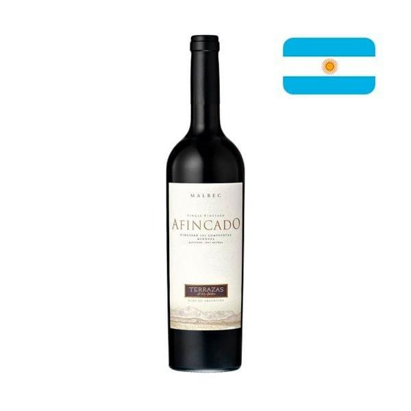 Vinho TERRAZAS Malbec Anficado Garrafa 750ml