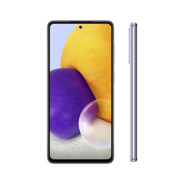 Smartphone SAMSUNG Galaxy A52 128GB 4G Wi-Fi Tela 6.5'' Dual Chip 6GB RAM Câmera Quádrupla + Selfie 32MP - Branco 1un