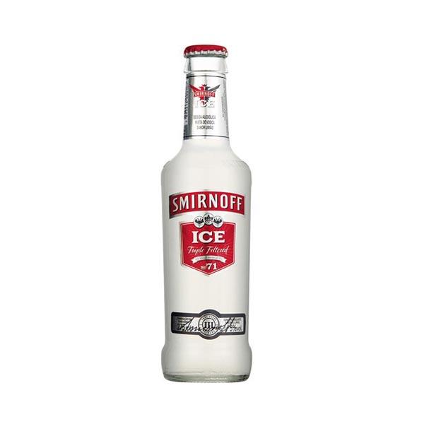 Vodka SMIRNOFF Ice Garrafa 275ml