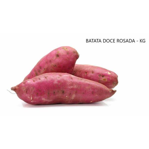 Batata DOCE Rosada M 1kg