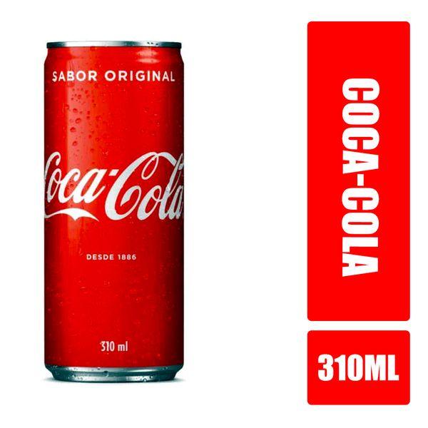 Refrigerante Sleek COCA-COLA Lata 310ml
