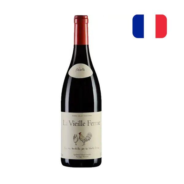 Vinho Tinto Francês LA VIEILLE FERME Ventoux Garrafa 750ml