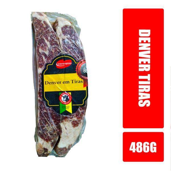 Carne Bovina INTERMEZZO Denver Tiras 486g