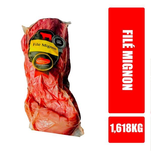 Filé Mignon INTERMEZZO Extra Limpo 1,618kg