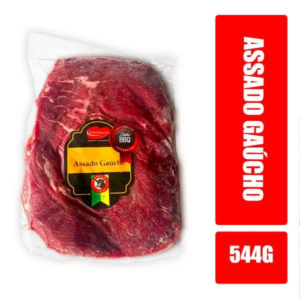 Assado INTERMEZZO Tira BBQ Resfriado 544g ASSADO TIRA INTERMEZZO BBQ 544G