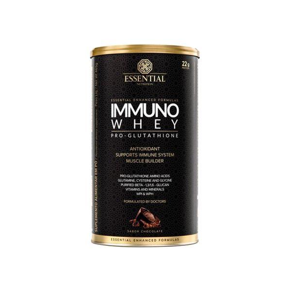 Immuno Whey ESSENTIAL Chocolate Lata 465g