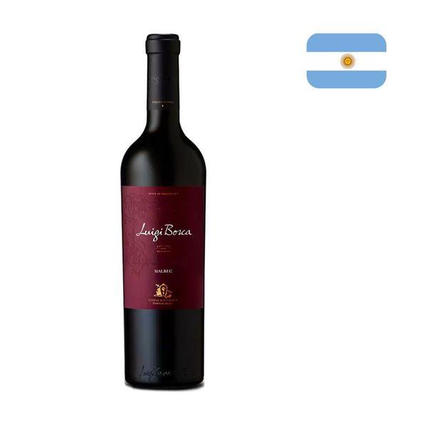 Vinho Tinho Argentino LUIGI BOSCA Malbec Garrafa 750ml