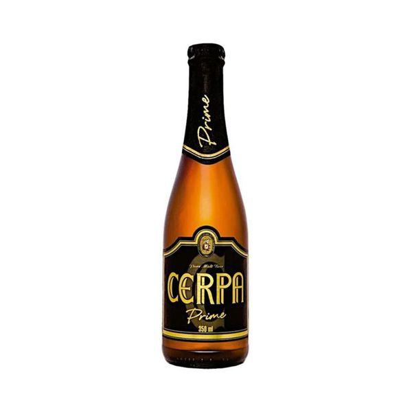 Cerveja Lager Premium CERPA Long Neck 350ml