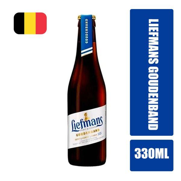 Cerveja Goudenband LIEFMANS Garrafa 330ml