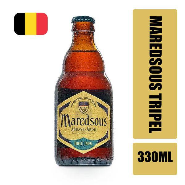 Cerveja MAREDSOUS 10 Tripel Shopp Garrafa 330ml