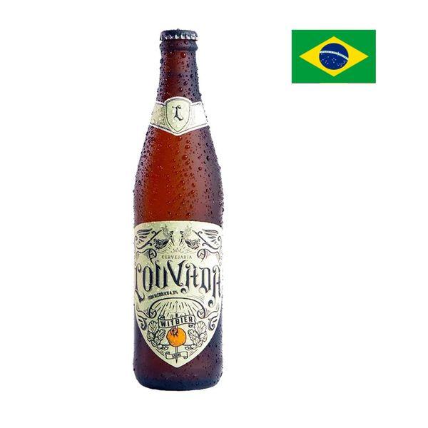 Cerveja Witibier LOUVADA Garrafa 500ml